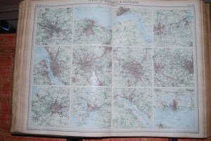 The Times Atlas & Gazetteer Of The World 1922